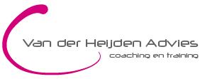Logo van der  Heijden Advies